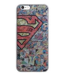 CASE OVERPRINT MODEL 7 SUPERMAN SONY XPERIA Z5 COMPACT