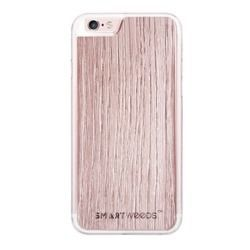 CASE WOODEN SMARTWOODS pink rose GOLD IPHONE 6 PLUS / 6S PLUS