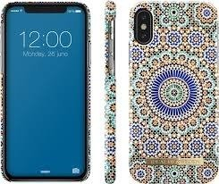 CASE iDEAL OF SWEDEN IPHONE X / XS MOROCCAN ZELLIGE