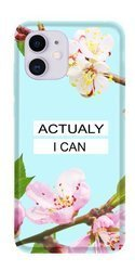CaseGadget CASE ACTUALY I CAN OVERPRINT IPHONE 11