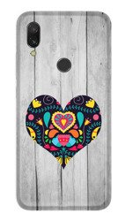 CaseGadget CASE OVERPRINT BLACK HEART XIAOMI REDMI Y3