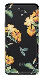 CaseGadget CASE OVERPRINT FIELD FLOWERS LG K30 2019