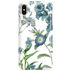 FUNNY CASE OVERPRINT BLUE FLOWERS IPHONE 11 PRO MAX