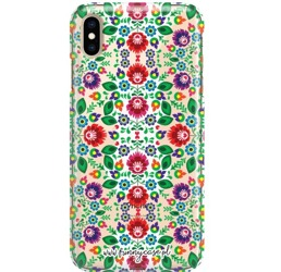 FUNNY CASE OVERPRINT FOLK FLOWERS IPHONE 11 PRO