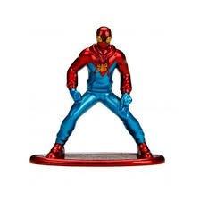 MARVEL SPIDER-MAN FIGURE METALFIGS PROTO SUIT SPIDER-MAN 4,5CM