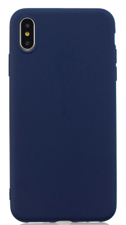 CASE 0.3 MM BLUE MAT IPHONE 11 PRO