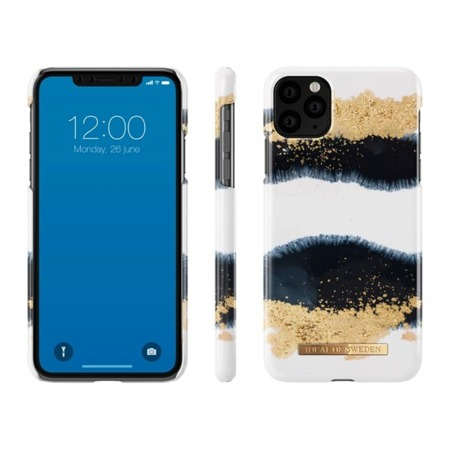 CASE ETUI iDEAL OF SWEDEN IPHONE 11 PRO MAX GLEAMING LICORICE
