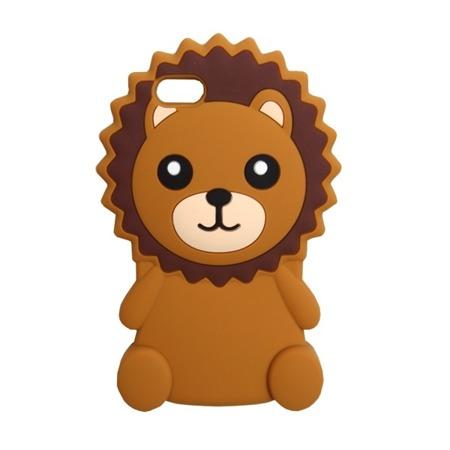 LION CASE 3D IPHONE 7 / 8