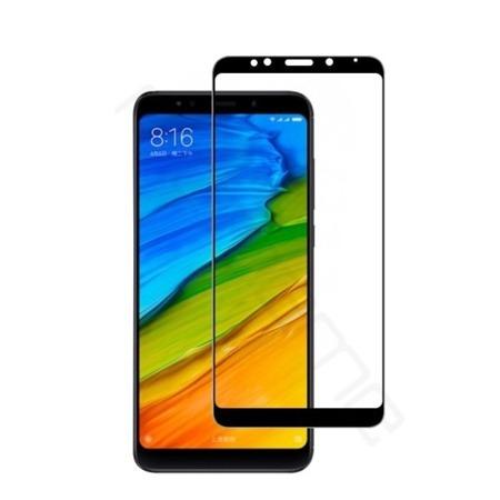 TEMPERED GLASS FULL SCREEN 3D Xiaomi redmi 5 BLACK