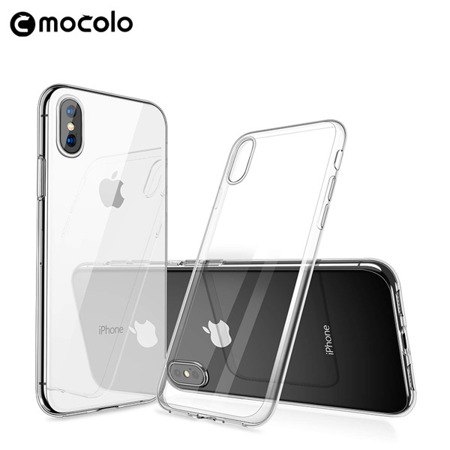 MOCOLO CASE SUPER CRYSTAL HUAWEI P20 CLEAR