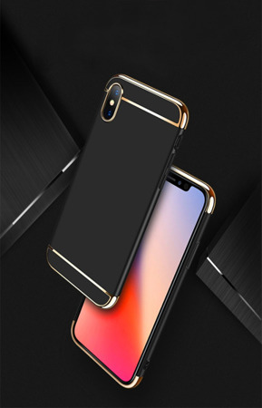MOCOLO SUPREME LUXURY CASE HUAWEI P20 PRO / P20 PLUS SREBRNE